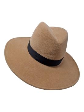 Jeanne Fedora Hat Chestnut
