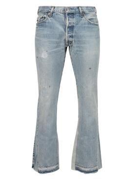 New Blue LA Flare Jean