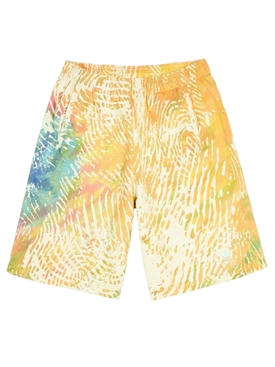 X Pharrell Williams PW MM Fan Shorts