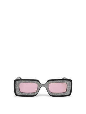 Hollywood Forever Square Sunglasses