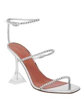 Gilda Glass Sandal