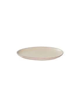 GIRO Ceramics Assiete A Entree BEIGE