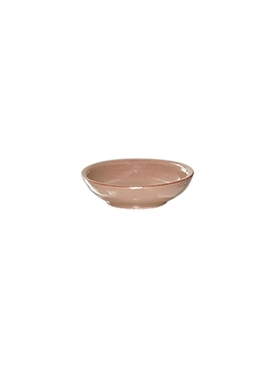 GIRO Ceramics Coupelle Plate DARK BEIGE