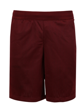 X Jonah Hill Basketball Shorts, Noble Maroon