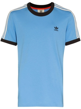 X Wales Bonner Graphic Tee, Blue