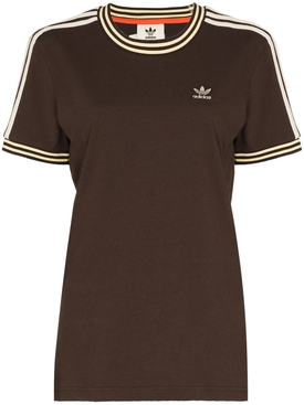 X Wales Bonner Graphic Tee, Brown