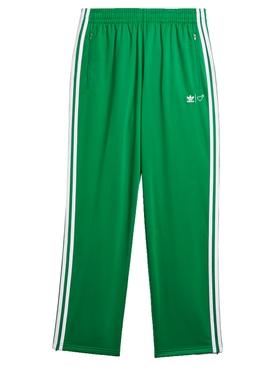 X HUMAN MADE Firebird Track Pants, Green