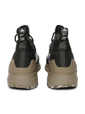 X PARLEY TERREX FREE HIKING SHOES, BLACK AND BEIGE