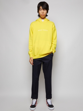 ALMOST FAMOUS HOODIE YELLOW