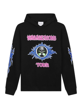 Ice Skull Tour Hoodie