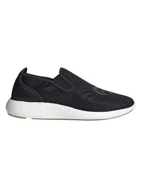 PURE SLIP-ON SHOES CORE BLACK