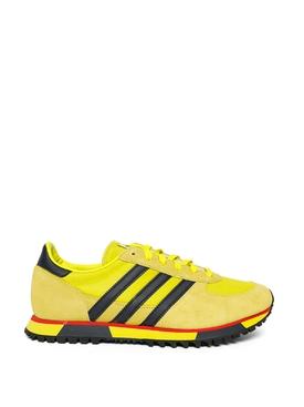 Marathon 86 SPZL Sneaker Shock Slime