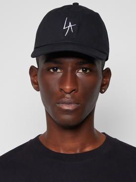 LA Slash FUFC Snapback Hat Black