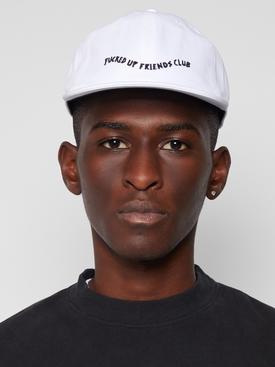FUFC Snapback Hat White
