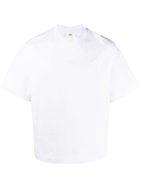 technical de cuer t-shirt white