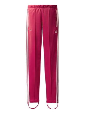 X WALES BONNER 70s STRIPED TRACK PANTS, PINK