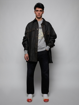 Grey Anagram Sweatshirt