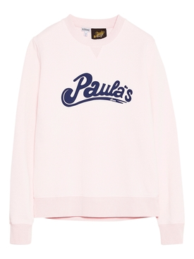 X PAULA'S IBIZA Light Pink Sweatshirt
