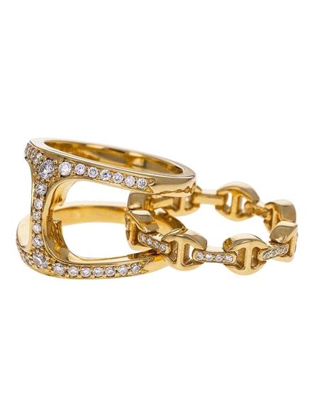Hoorsenbuhs Diamond Phantom Clique Ring