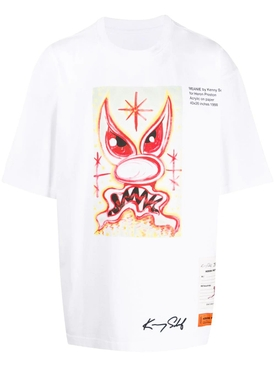 x Kenny Scharf Meanie t-shirt