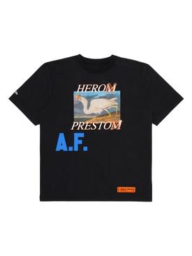 Heron A.F. T-Shirt