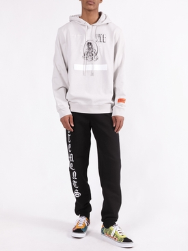Light grey Holy Spirit hoodie