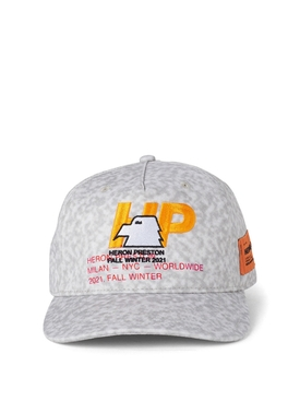 HP Eagle Cap Light Grey and Orange