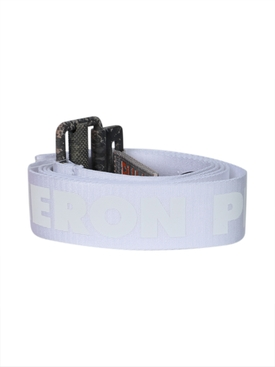 White Reflective Tape Belt