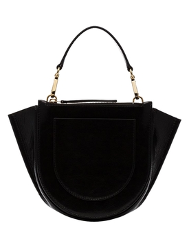 Black Mini Hortensia Bag