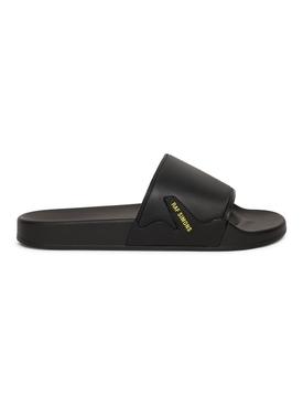 Astra Slide Sandals, BLACK