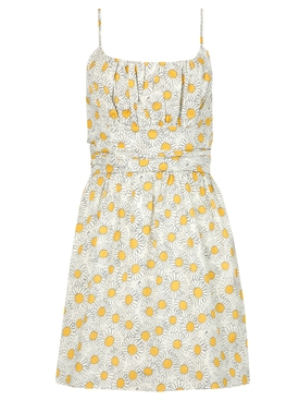 MINI LUCY DAISY PRINT DRESS