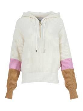 Off-white Hoodist half-zip hoodie
