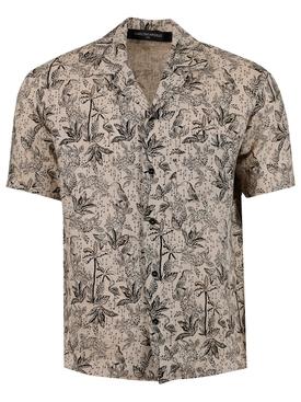 Song short-sleeve shirt, sand