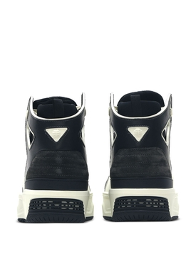 BSKTBL JD1 High-Top Sneakers Black and White