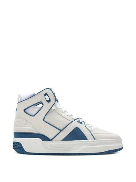 BSKTBL JD1 High-Top Sneakers White and Blue