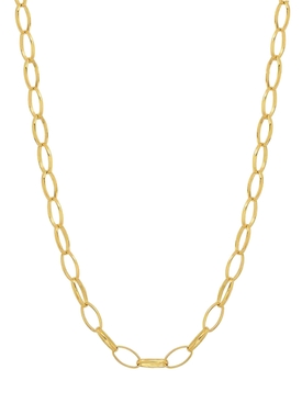 SMALL EDITH LINK NECKLACE