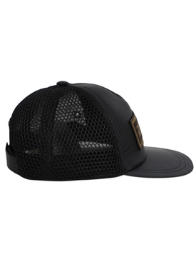 Kids logo Baseball Cap, Black