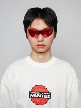 X Gentle Monster Visionizer I Sunglasses Red
