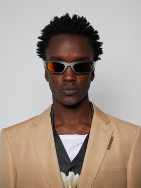 X Gentle Monster Visionizer II Sunglasses Orange