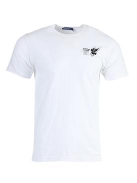 Kaufman Logo T-Shirt White