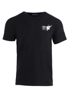 Kaufman Logo T-Shirt Black