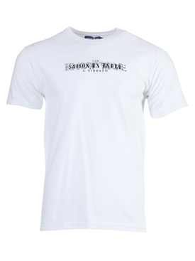 Rimbaud Crewneck T-Shirt White
