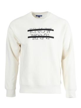 Classic Anxiety Logo Sweatshirt
