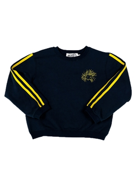Kids Monster sweater NAVY