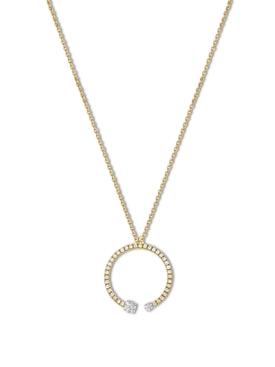 Lorraine Pendant Necklace YELLOW GOLD