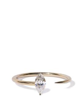 Marquise Crescendo Ring