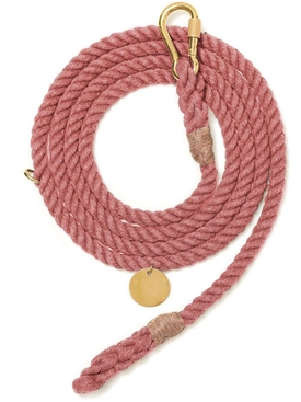 Found My Animal - Up-cycled Adjustable Dog Leash Pink - Home