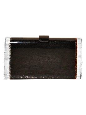 Edie Parker - Lara Backlit Box Clutch - Women
