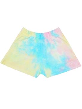 Essential Shorts, Pastel Tie Dye