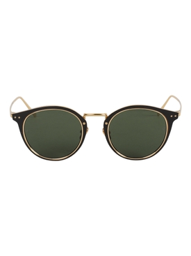 Cooper Oval sunglasses, black